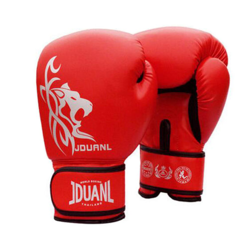 Boxing Gloves Adult Fighting/ Training gloves Muay Thai-06