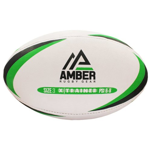 Amber Sporting Goods X-Trainer Match Training league Rugby Ball Size 3