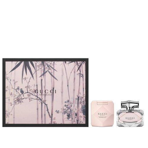 Gucci Bamboo Eau de Parfum Spray 30ml + 50ml Body Lotion Gift Set