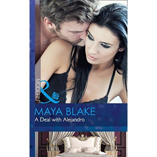 A Deal With Alejandro (Rival Brothers, Book 1)