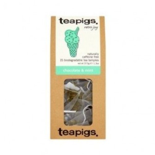 Teapigs - Chocolate and mint 15 Bag