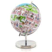 """Globee San Francisco 4"""" Globe Science Kit"""