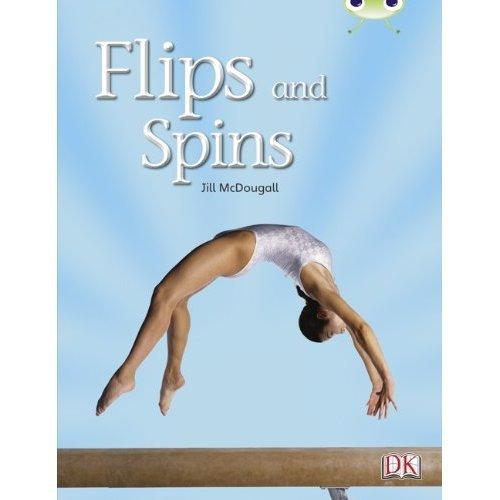 BC NF Orange A/1A Flips and Spins (BUG CLUB)