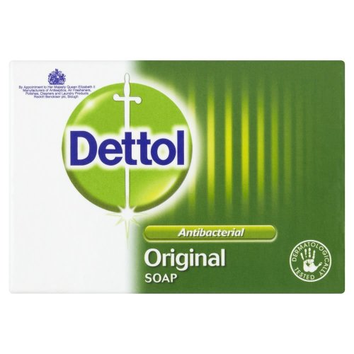 Dettol Orginal Soap Twin Pack 2 x 100g