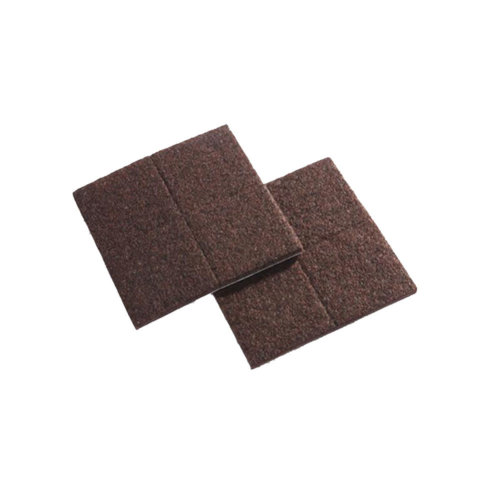 Set of 10 Thick Non-slip Felt Chair Pads Heavy Duty Adhesive Floor Protector