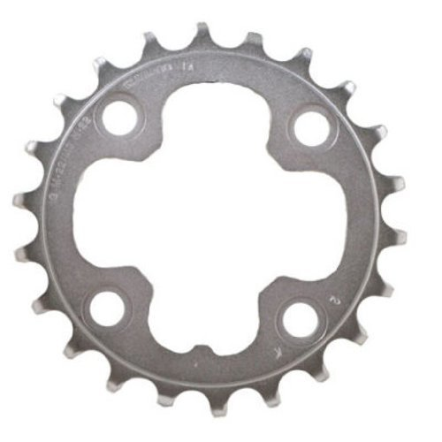 Shimano M800 760 9Sp Chainring 64Bcd X 22T Blk