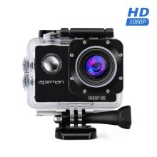 APEMAN Action Camera Full HD 1080P Waterproof Action Camera