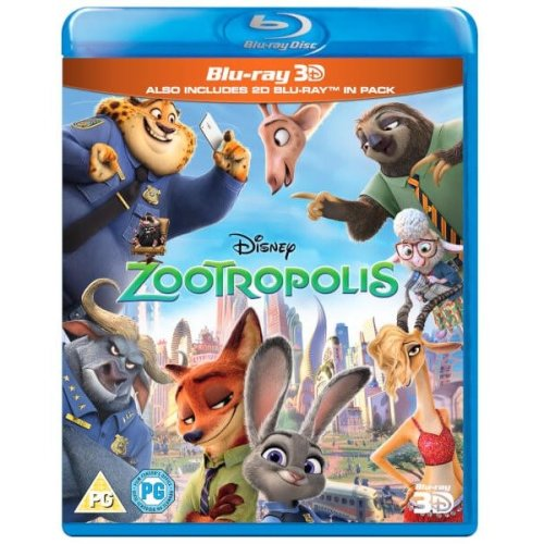 Zootropolis 3d