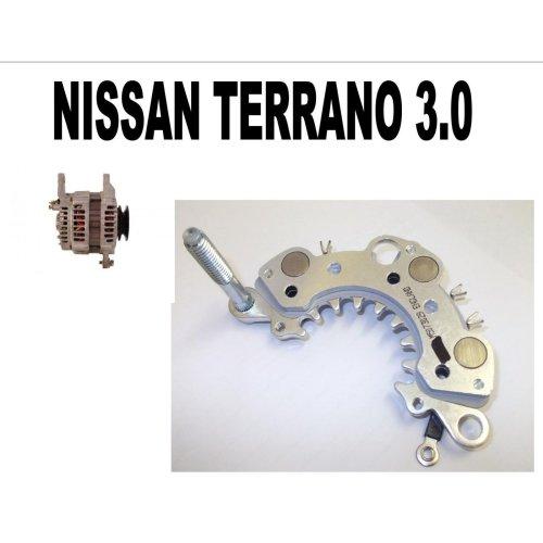 NISSAN TERRANO 3.0 4WD 1990 - 95 NEW ALTERNATOR RECTIFIER
