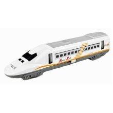 Simulation Locomotive Toy Model Trains Speed Rail I, (18*3.2*4.1CM)