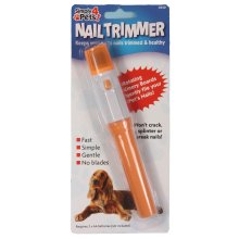 Dog Cat Claw Nail Trimmer Grinder Pet Pedicure Animals Grooming