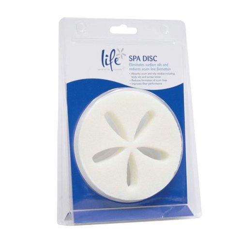 Life Hot Tub & Spa Reusable Scum Disc