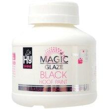 HySHINE Magic Hoof Paint 250ml: Black