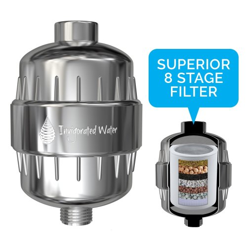 pH ENERGIZE 8-Stage Shower Filter