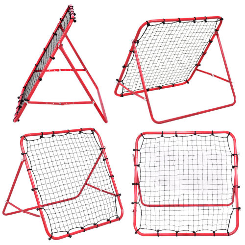 Pro Rebounder Net Football Training Adjustable