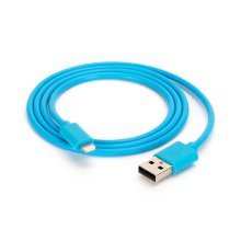 Griffin GC39143-2 0.9m USB A Apple Lightning Blue mobile phone cable
