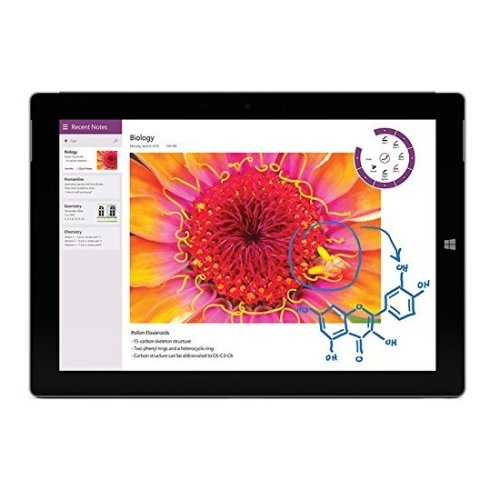 Microsoft Surface 3 10.8 Inch Tablet Windows 10 OS 64GB SSD 2GB RAM