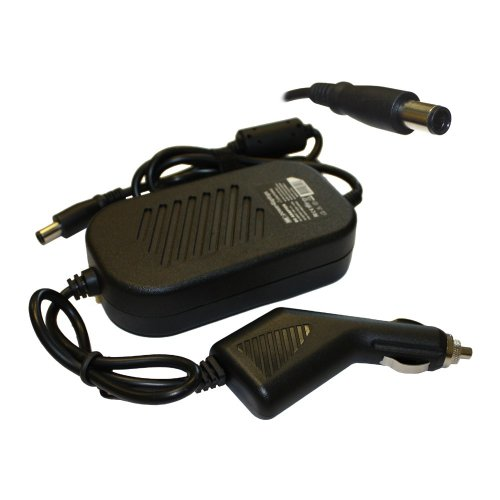 HP Envy dv6-7205se Compatible Laptop Power DC Adapter Car Charger