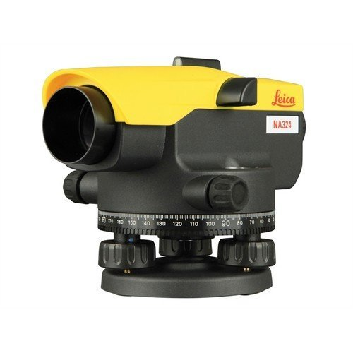 Leica Geosystems 840382 NA324 Optical Level 360 Deg. 24x Zoom