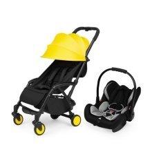 Ickle Bubba Aurora Travel System - Sunshine Yellow