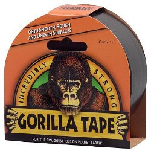11m Gorilla Adhesive Tape - Glue Strong x 48mm Duct -  tape gorilla 11m glue strong x 48mm duct