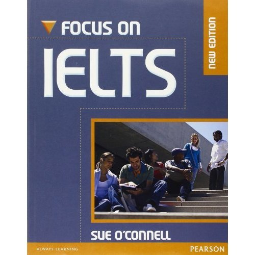 Focus on IELTS Coursebook