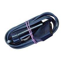 Minitool 12 V Car Adaptor, Silver - Adaptor -  minitool 12 v car adaptor silver