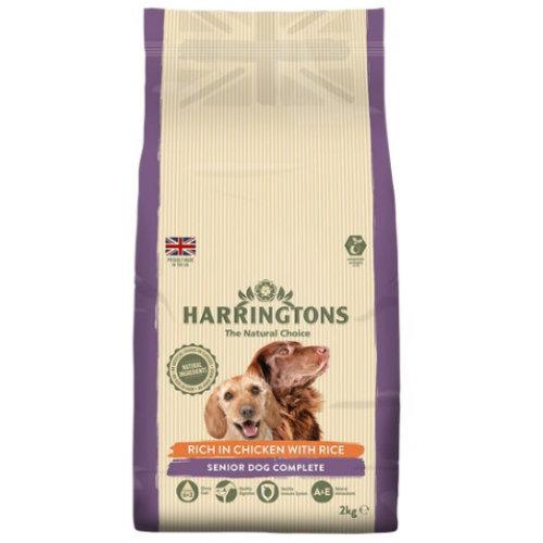Harringtons Senior with Chicken & Rice, 2kg