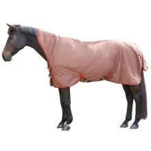 Kerbl Horse Rug RugBe SuperHighNeck Brown 125 cm 328668