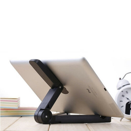 Tablet Mount Stand Universal Folding Desk Holder For Ipad IPhone Tablet PC