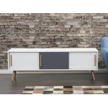 Commode -Shelf - Cabinet - Sideboard - TV Stand - INDIANA
