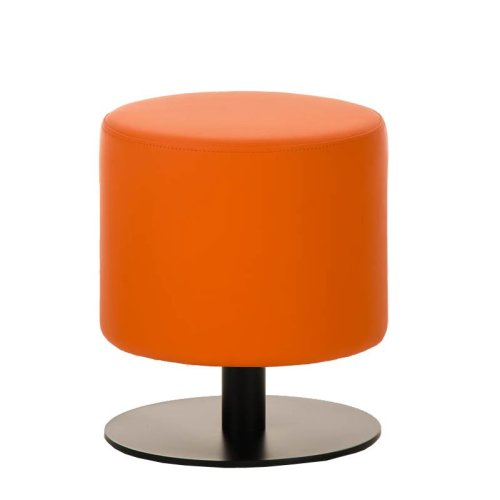 Stool Manau leatherette B47