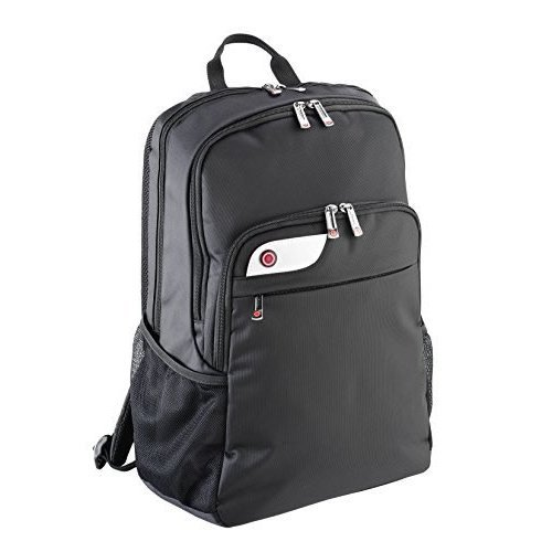 "i-stay is0105 15.6"" Laptop Backpack - Black | Large Laptop Backpack"