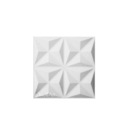 WallArt 3D Wall Panels Ellipses 12 pcs GA-WA03