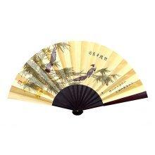 Chinese Traditional Folding Fan Hand Fan Handmade Bamboo Fan,S4
