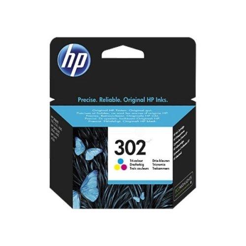 HP F6U65AE#301 (302) Ink cartridge color, 165 pages, 4ml