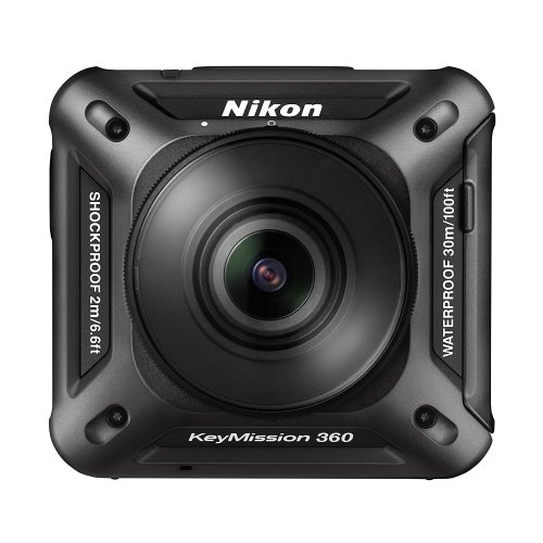 NIKON KeyMission 360 4K Ultra HD Action Camcorder