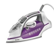 Breville Sure Fill Iron With 100g steam shot 2400 W  Purple/White (VIN348)