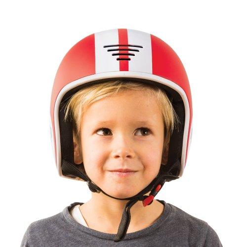Chillafish Bobbi Helmet Size Small 51 - 55cm Multi Sport Helmet Ages 4-8 Years Red