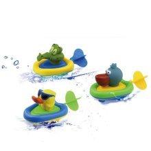 Cikoo Pull Toys Children Bathing Baby Bathing Water Toys Bathing Amphibious
