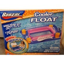 Banzai Swimming Pool Ice Chest Cooler Float