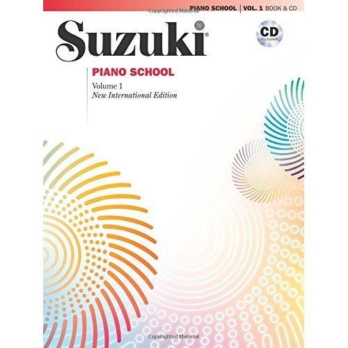 Suzuki Piano School Volume 1 (with CD) (Suzuki Method Core Materials)