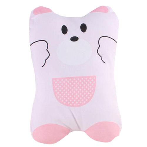 Little Cute Soft Sleep PillowCotton Prevent Flat Head Pillows Adorable Pillow, A