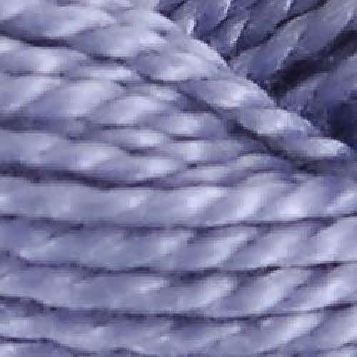 DMC Pearl Cotton Ball Size 8 87yd-Medium Light Blueberry