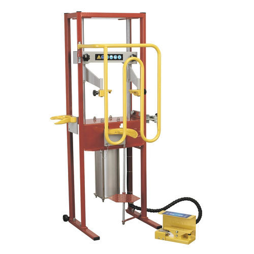 Sealey RE300 Coil Spring Compressor - Air Operated 1000kg Capacity