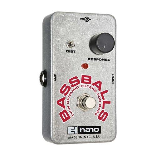 Electro Harmonix Bass Balls Effects Pedal