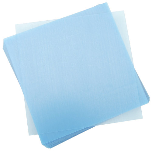 "Grafix Craft Plastic Sheets 12""X12"" 25/Pkg-Clear .020"