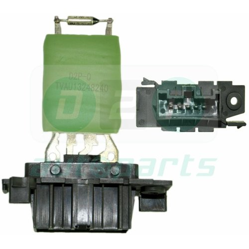 HEATER BLOWER FAN MOTOR RESISTOR FOR VAUXHALL CORSA D/MK3, CORSA E/MK4, ADAM