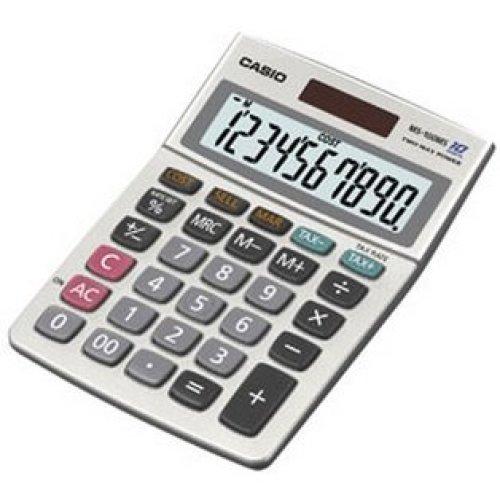 Casio MS-100MS Desktop Display calculator calculator