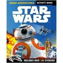 Star Wars: Droid Adventures Activity Book with Stickers